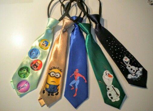 Cravattine personalizzate