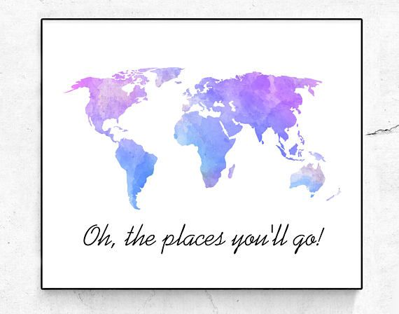 World map print world map watercolor map wall decor home decor world map print world map watercolor map wall decor home decor travel print world map poster adventure print nursery decor kids room this is an gumiabroncs Images
