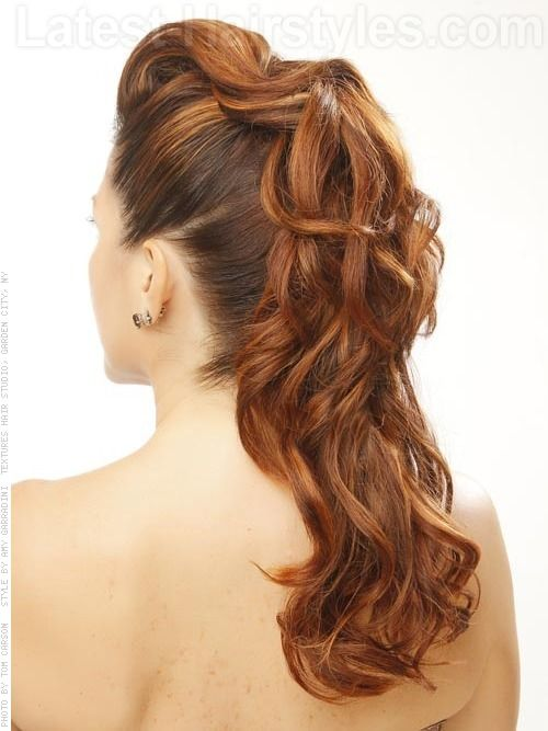 23 Cute Prom Hairstyles For 2020 Updos Braids Half Ups Down Dos Hair Styles Natural Hair Styles Cute Prom Hairstyles