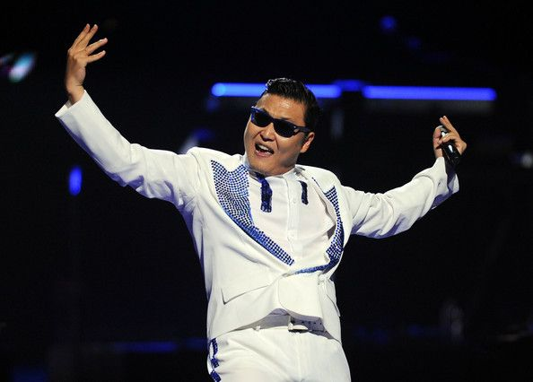 "PSY (Park Jae-sang ) maker of Biggest Viral Song ""Gangnam Style"" @ 2012 iHeartRadio Music Festival"