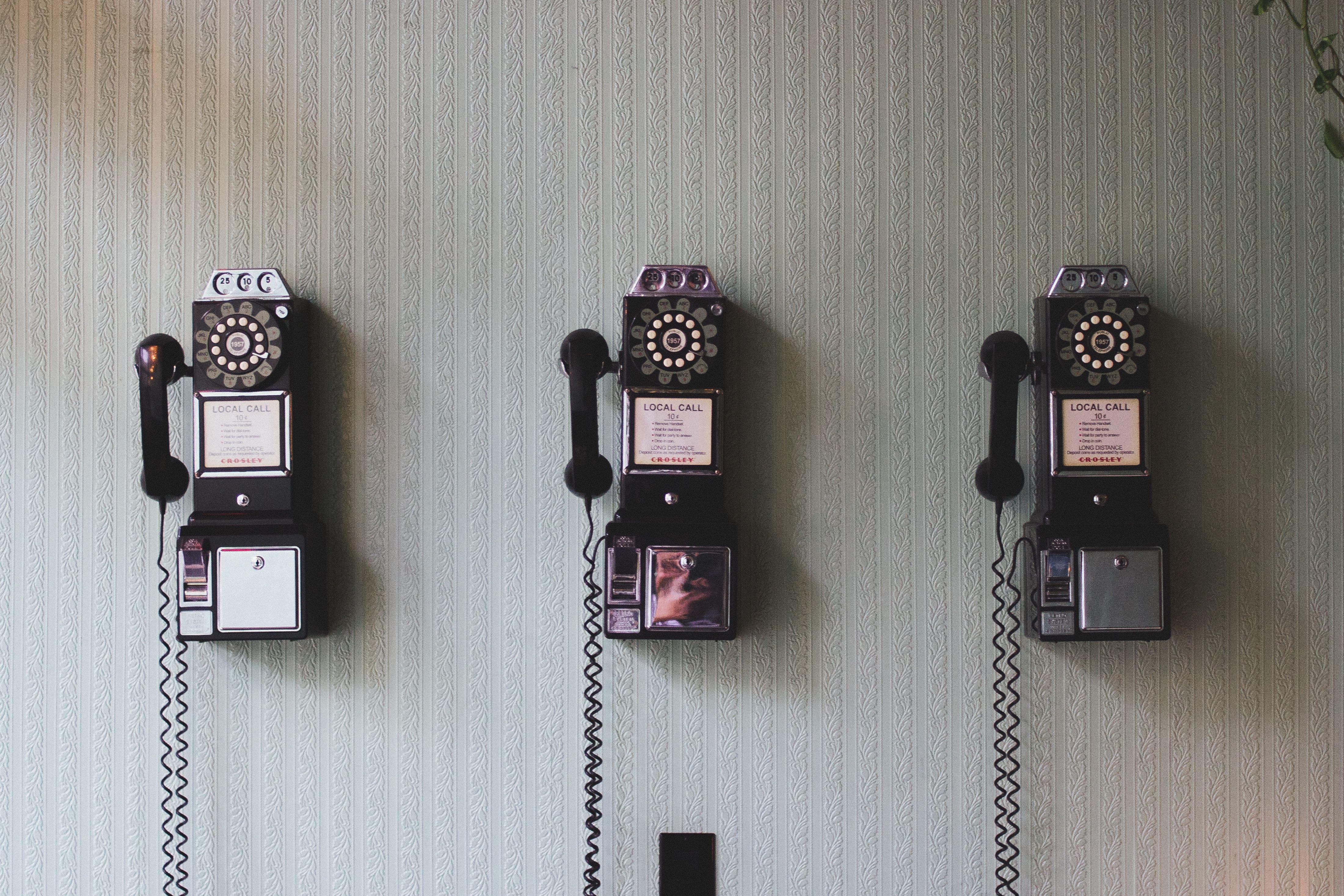 Operadores de telefonía en España