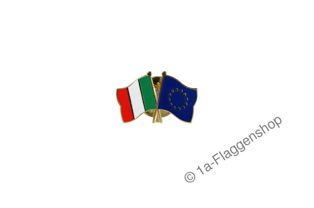 Italien - Europa Flaggen Pin Fahnen Pins Fahnenpin Flaggenpin Anstecker in Möbel & Wohnen, Feste & Besondere Anlässe, Party- & Eventdekoration | eBay