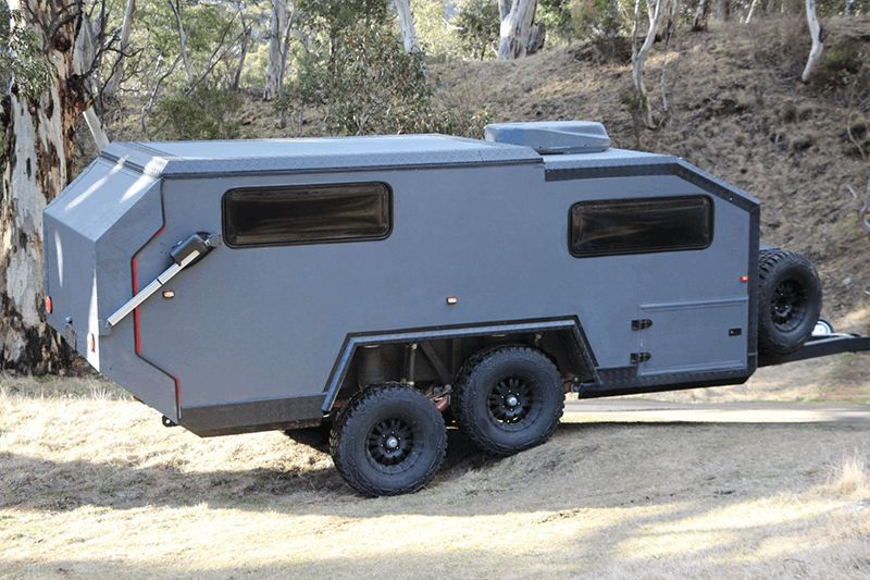 5 Small Camper Trailers For Awesome Off-Road Vacations | Camping