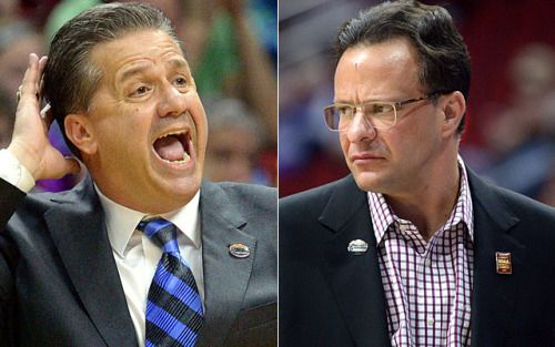 Yes, college basketball is getting the Kentucky-Indiana matchup...: Yes, college basketball is getting the Kentucky-Indiana matchup it…