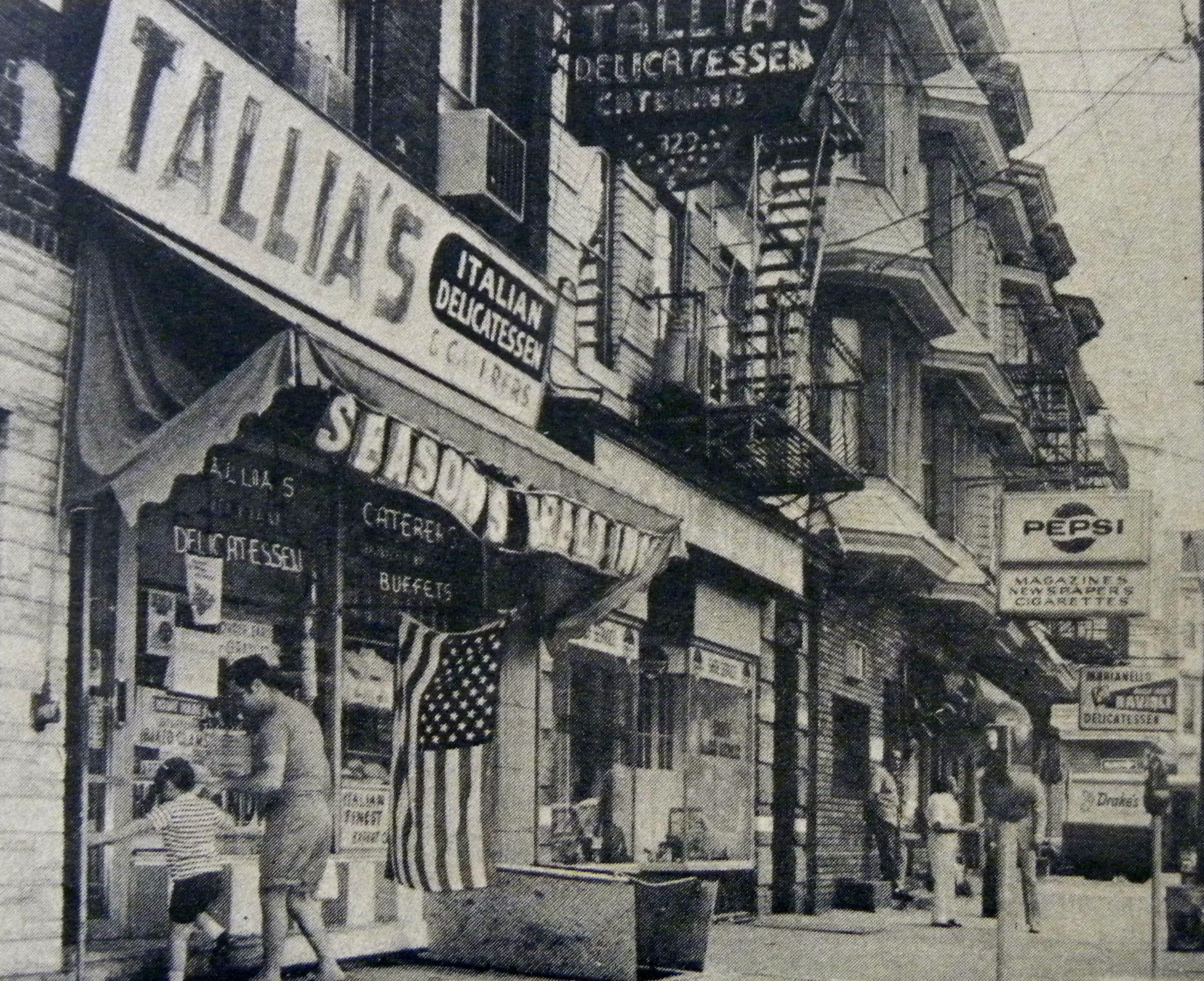21st Ave in Paterson NJ 1970's Paterson, Tallia, Jersey girl
