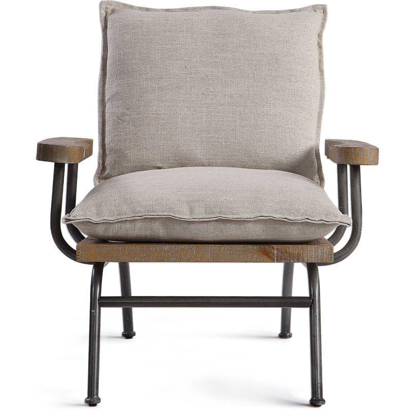 Dublin industrial farmhouse chair accent chairs