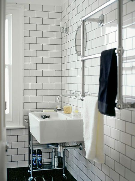 9 surprising ways to decorate with black bathroom design - Ways to decorate bathroom ...