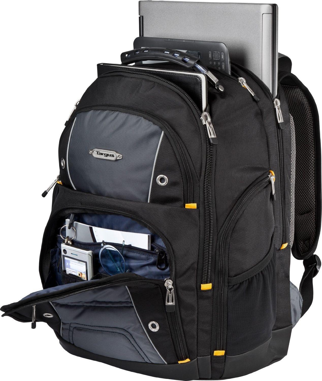 Laptop bags office depot - Targus Drifter Ii Backpack For 17 Laptops Black Gray
