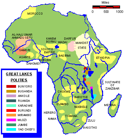 map of africa before colonisation | African clothing and kaftans