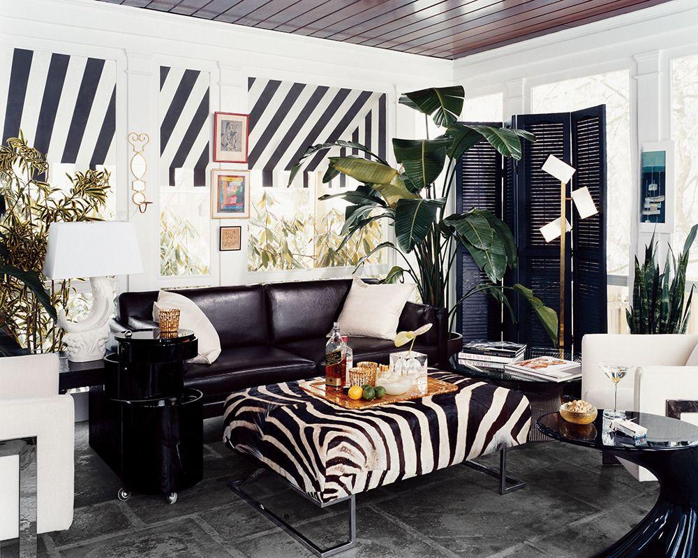 Pin On Formal Living Room #zebra #decor #for #living #room