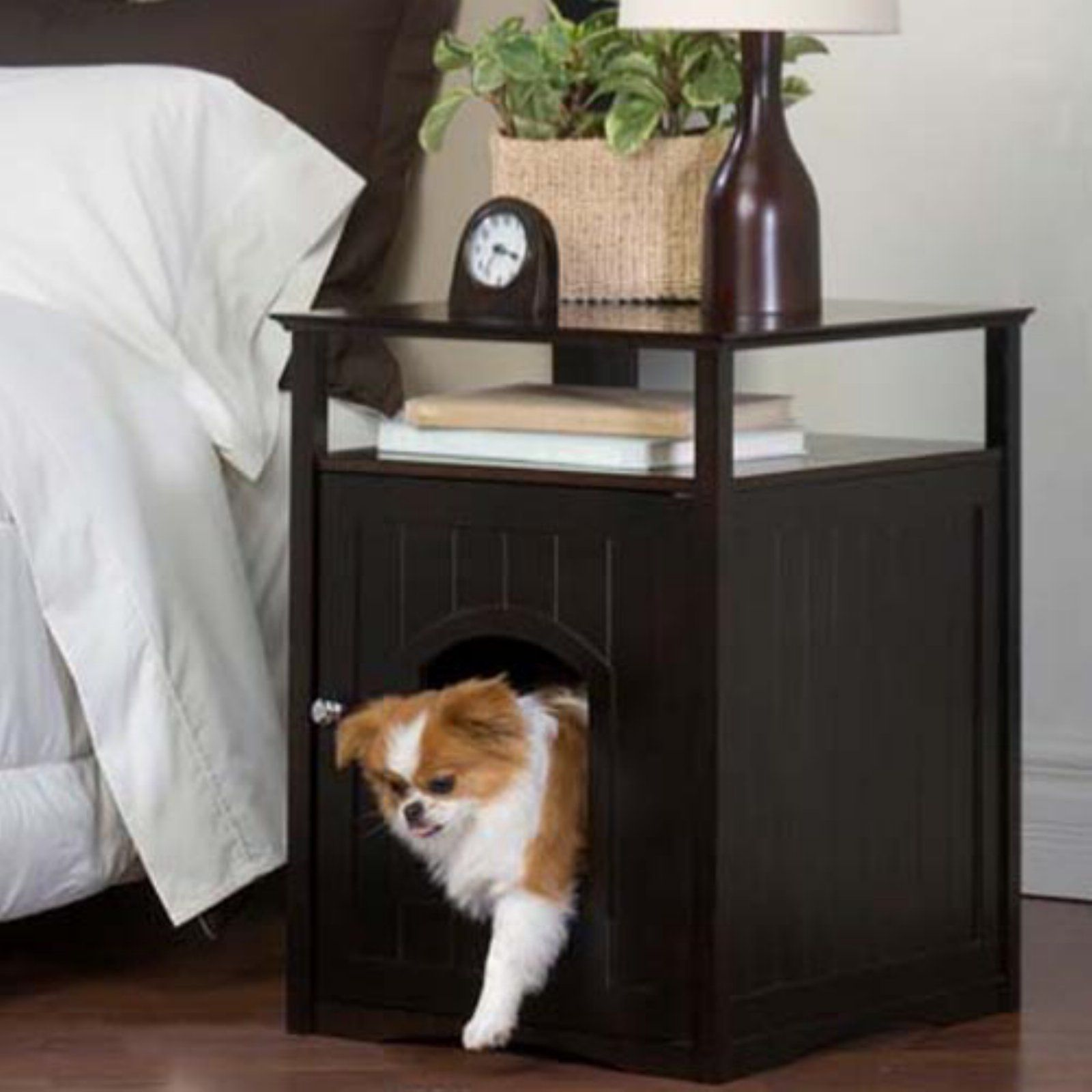Pets Indoor Dog House Litter Box Furniture Animal House