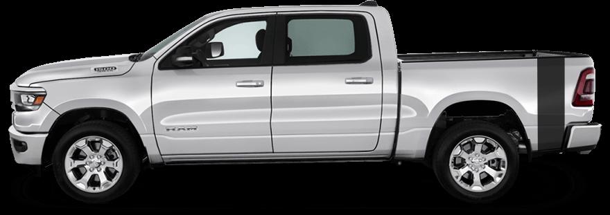 2019 2020 2021 Dodge Ram 1500 Rumblebee Bedside Tail Stripes Vinyl Graphics Stripes Decals Kit Fits Tradesman Big Horn Lone Star Laramie Laramie Longho Dodge Ram 1500 Ram 1500 Dodge Ram
