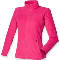 Photo of Damen Microfleece Jacke | Skinnifit Sf
