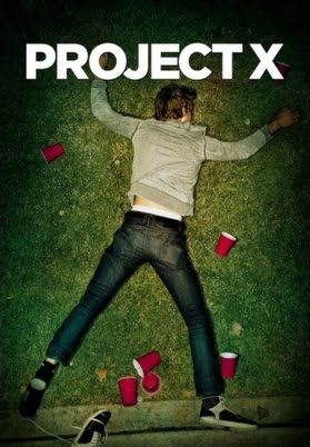House party movies like project x