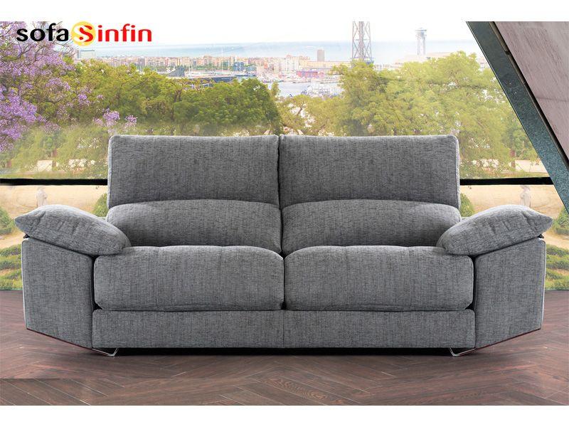 Sof moderno divani star modelo zeus en - Modelos de sofas modernos ...