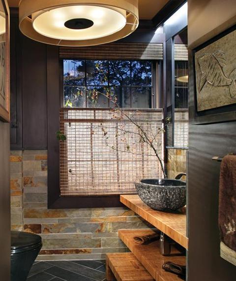 Superior Asian Inspired Bathroom. Asian Inspired Bathroom 1000 Images About Asianinspired  Bathrooms Better Homes Gardens Bamboo Part 9