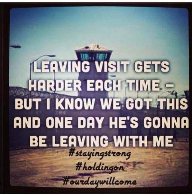 Prison Inmate Incarceration Inspiration Www Strongprisonwives Com Prison Quotes Jail Quote Prison Wife