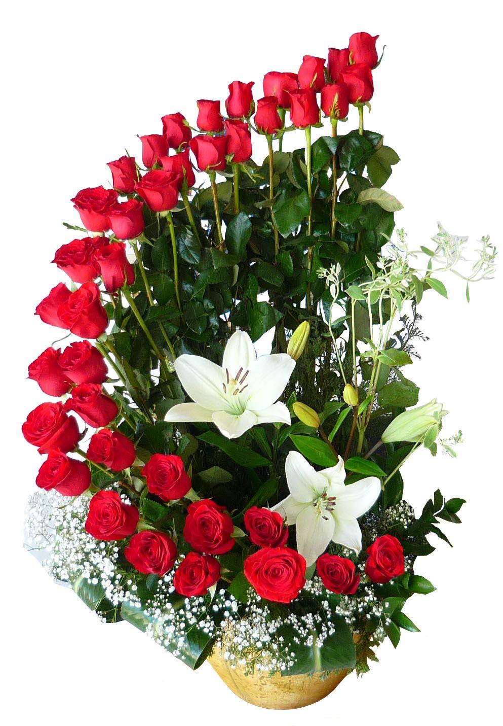 Arreglos De Flores Exoticas Grandes Pesquisa Google