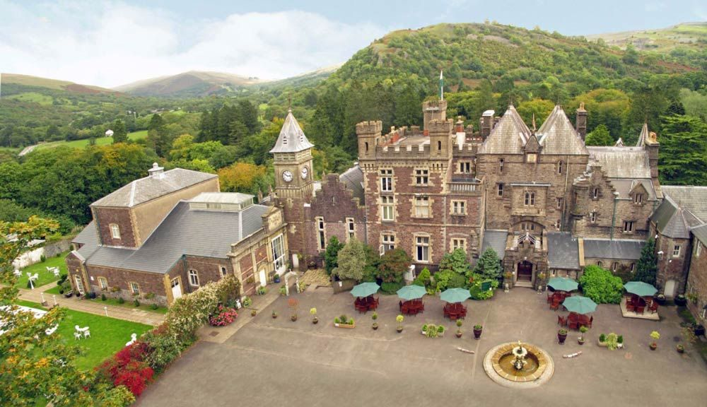 Craig Y Nos Castle Hotel Provides A Spectacular Venue For Your Wedding Day And It Could Be Exclusively Yours