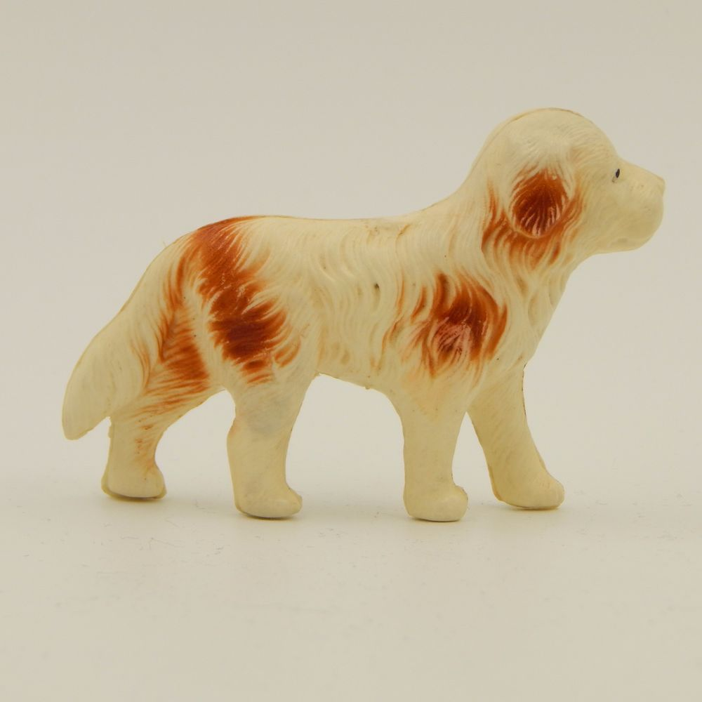 Sold Vintage Pre Owned Decorative Collectible Molded Plastic Dog