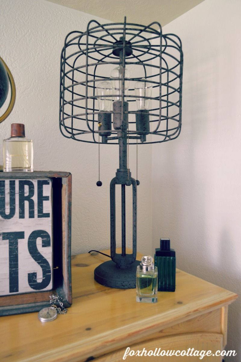 Teen Boy Bedroom Makeover Part One Rustic Industrial