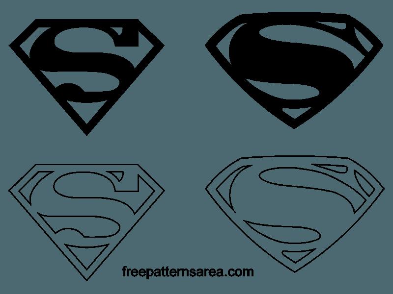 Superman Symbol Logo Vectors Freepatternsarea Superman Symbol Superman Wallpaper Logo Vector Logo