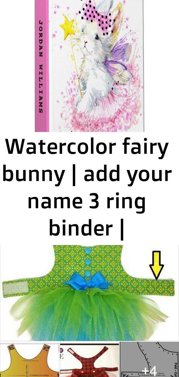 Watercolor fairy bunny | add your name 3 ring binder | zazzle.com #bedfalls62 Watercolor Fairy Bunny 3 Ring Binder #dogclothes #bedfalls62 #dogclothes Magic Kingdom Blue & White Striped Cut-Out Fit & Flare Dress #bedfalls62 Watercolor fairy bunny | add your name 3 ring binder | zazzle.com #bedfalls62 Watercolor Fairy Bunny 3 Ring Binder #dogclothes #bedfalls62 #dogclothes Magic Kingdom Blue & White Striped Cut-Out Fit & Flare Dress #bedfalls62