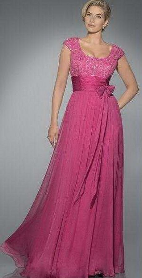 Vestidos de noche para señoras de 60 años | ropa mamá | Pinterest ...