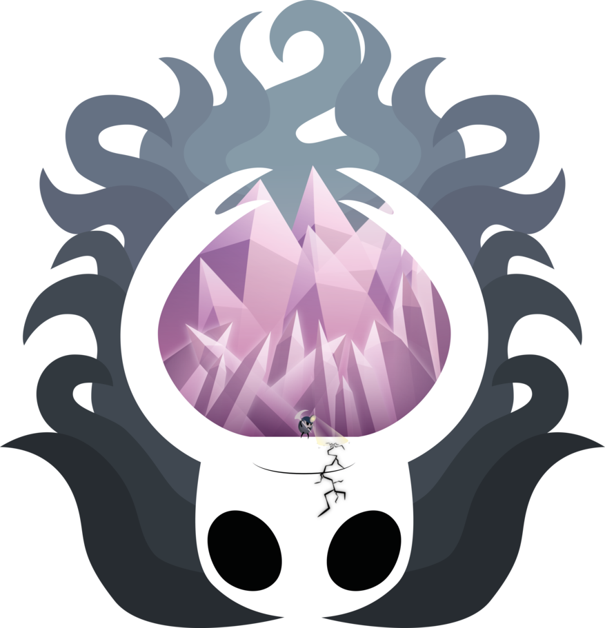 Hollow Knight T Shirt Print By Grivous Deviantart Com On Deviantart Hollow Art Knight Knight Art