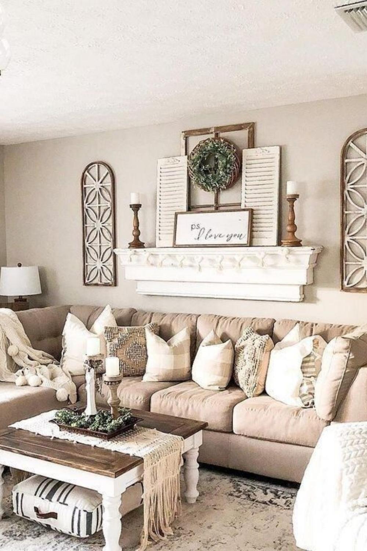 kleineswohnzimmer #black and white living room #wayfair living