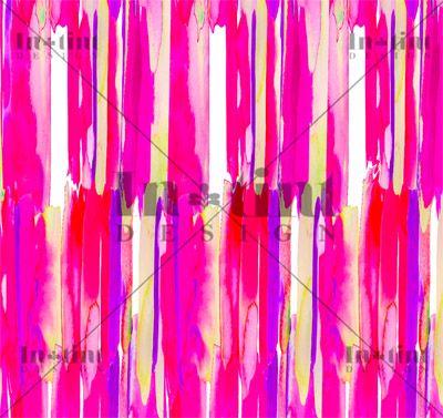 Dripping stripes yardage