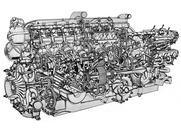 BRM V16 Engine | The iest sounding engine in the world ... V Engine Diagram on