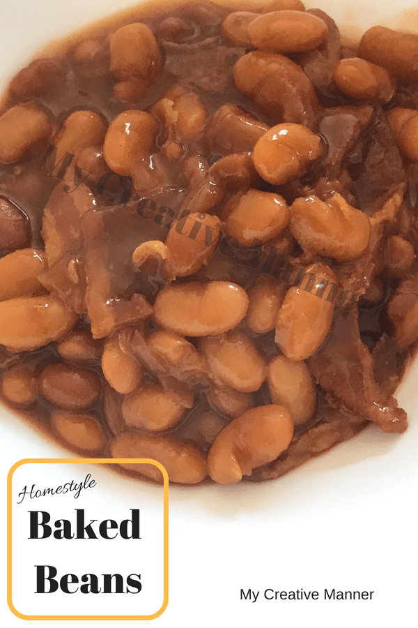 Homestyle Baked Bean recipe that you totally will love ...