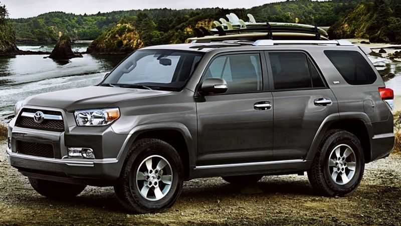 2018 4Runner Concept Engine Limited 2018 Toyota 4Runner
