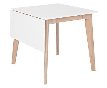 klappbarer esstisch nordkapp, b 75/110 cm | living | pinterest, Esstisch ideennn