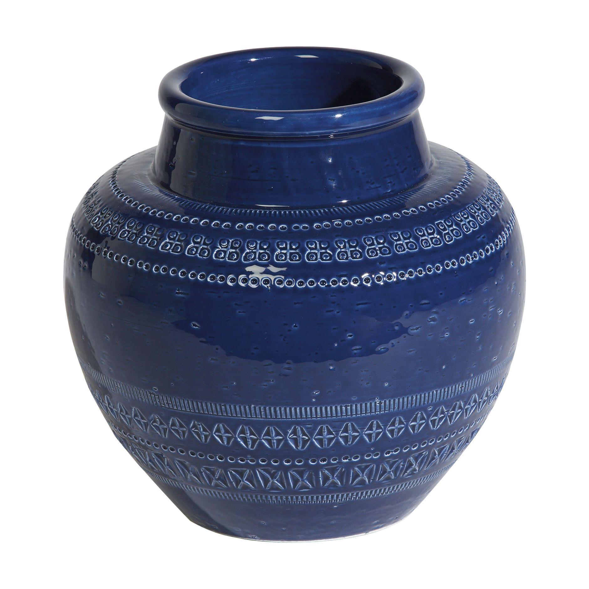 Small Decorative Urns Romano Small Blue Urn  Ethan Allen Us  Interior Design