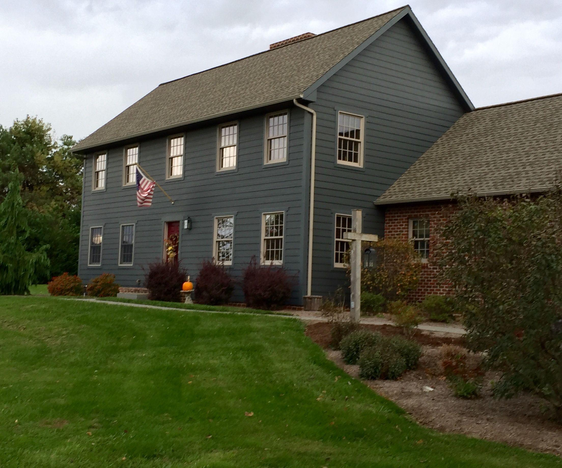 Pin On Saltbox Homes
