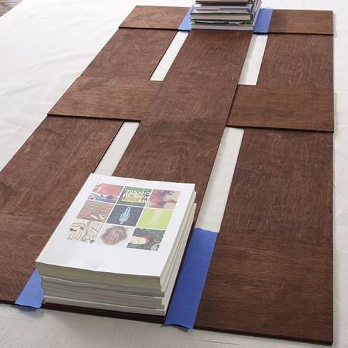 Cabeceros de cama originales para hacer con tiras entrelazadas 6 madera cabeceras camas y - Cabeceros cama originales ...