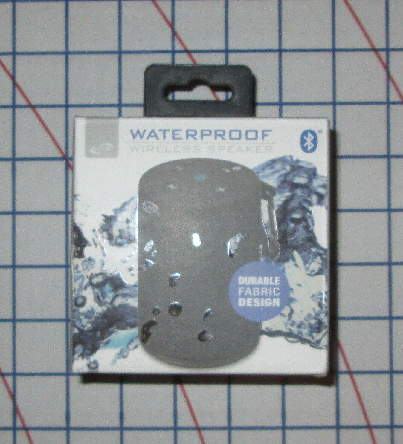 Ilive Waterproof Wireless Speaker Bluetooth Rechargeable Battery