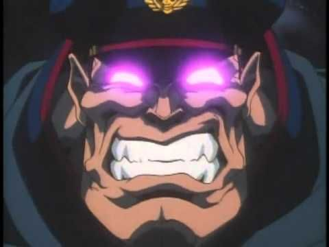 Street Fighter II V Ken & Ryu vs M Bison Hadouken Theme