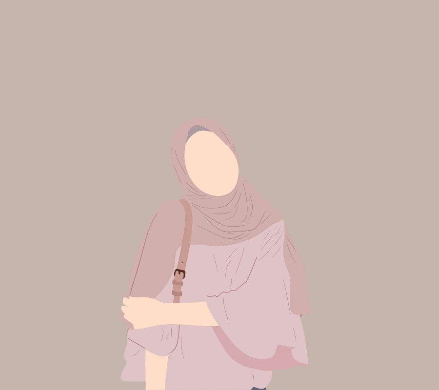 Pin By El Tasnim On Art Hijab Cartoon Girls Cartoon Art Art Girl Cartoon hijab woman wallpaper