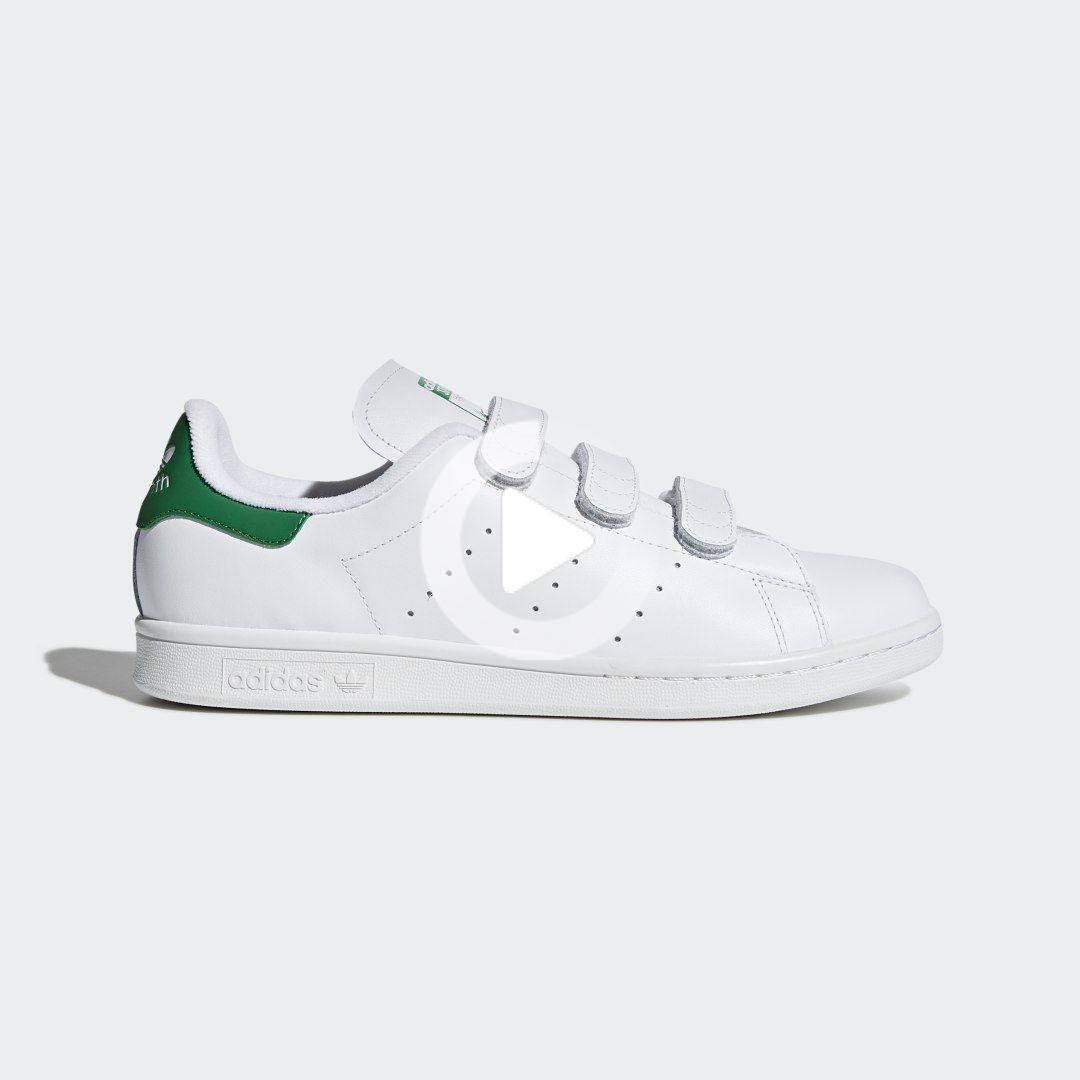 Stan Smith Shoe In 2020 Stan Smith Schuhe Weiches Leder Leder