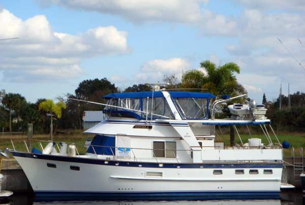 Defever 44 Trawler for Sale | Trawlers for Sale in 2019