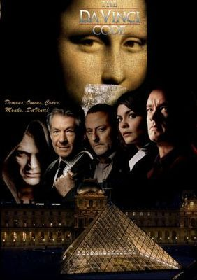 The Da Vinci Code Poster Id 644198 Code Movie Entertaining Movies Scary Movies To Watch