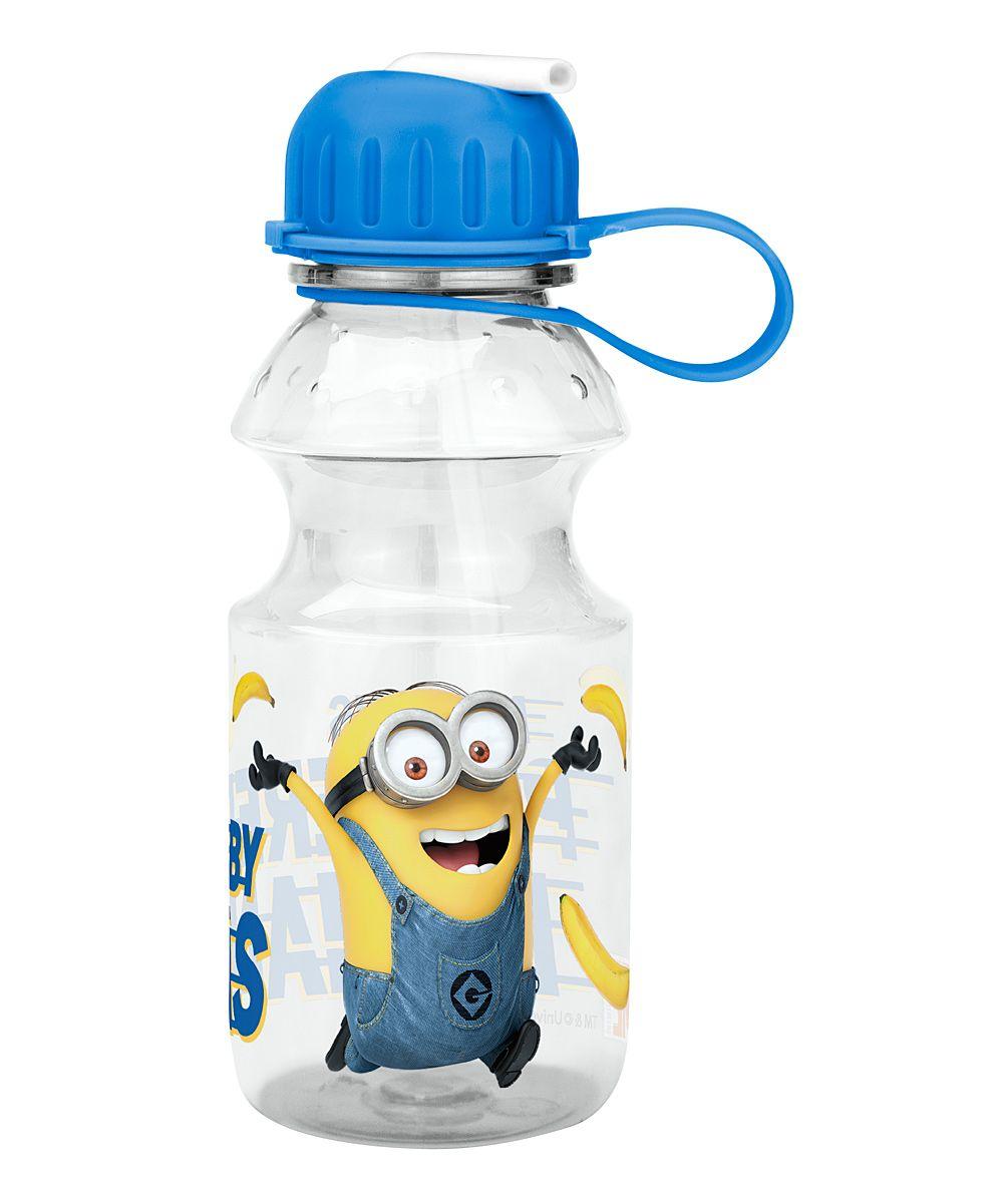 ebfbf58358 Despicable Me Minions 14-Oz. Tritan Water Bottle Bpa Free Water Bottles,  Despicable