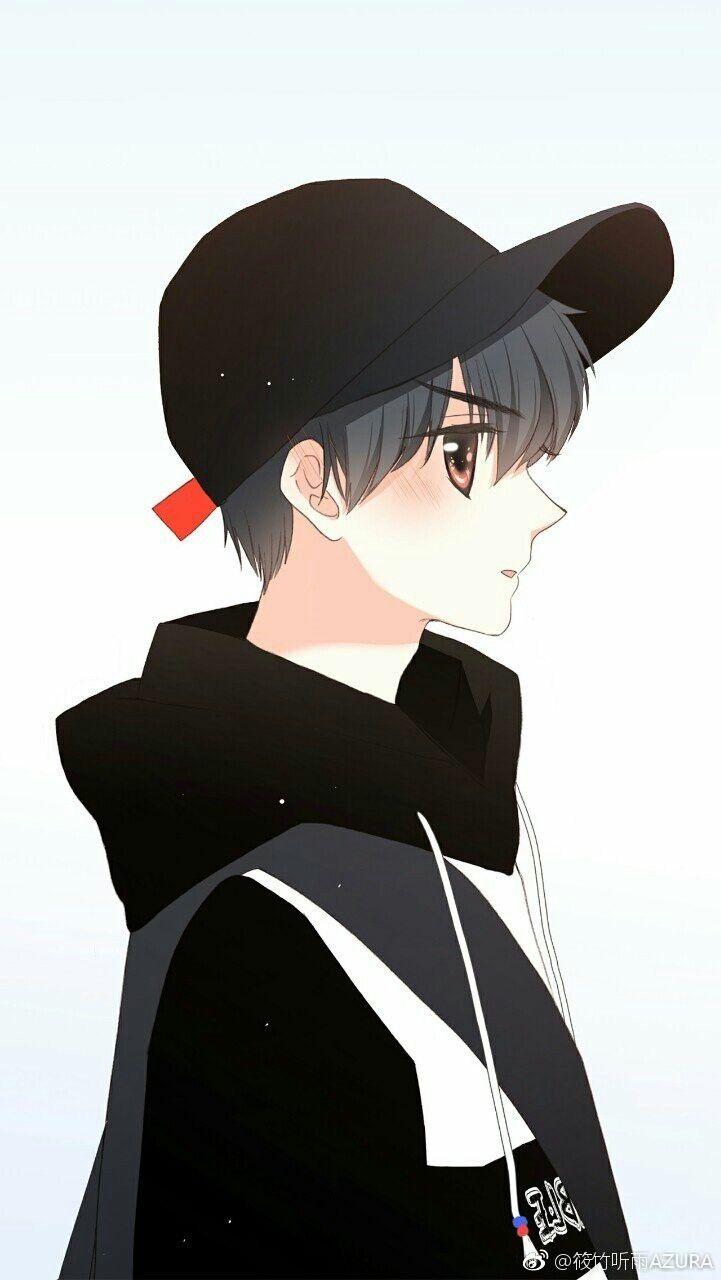 Pin Di Animasi Boy