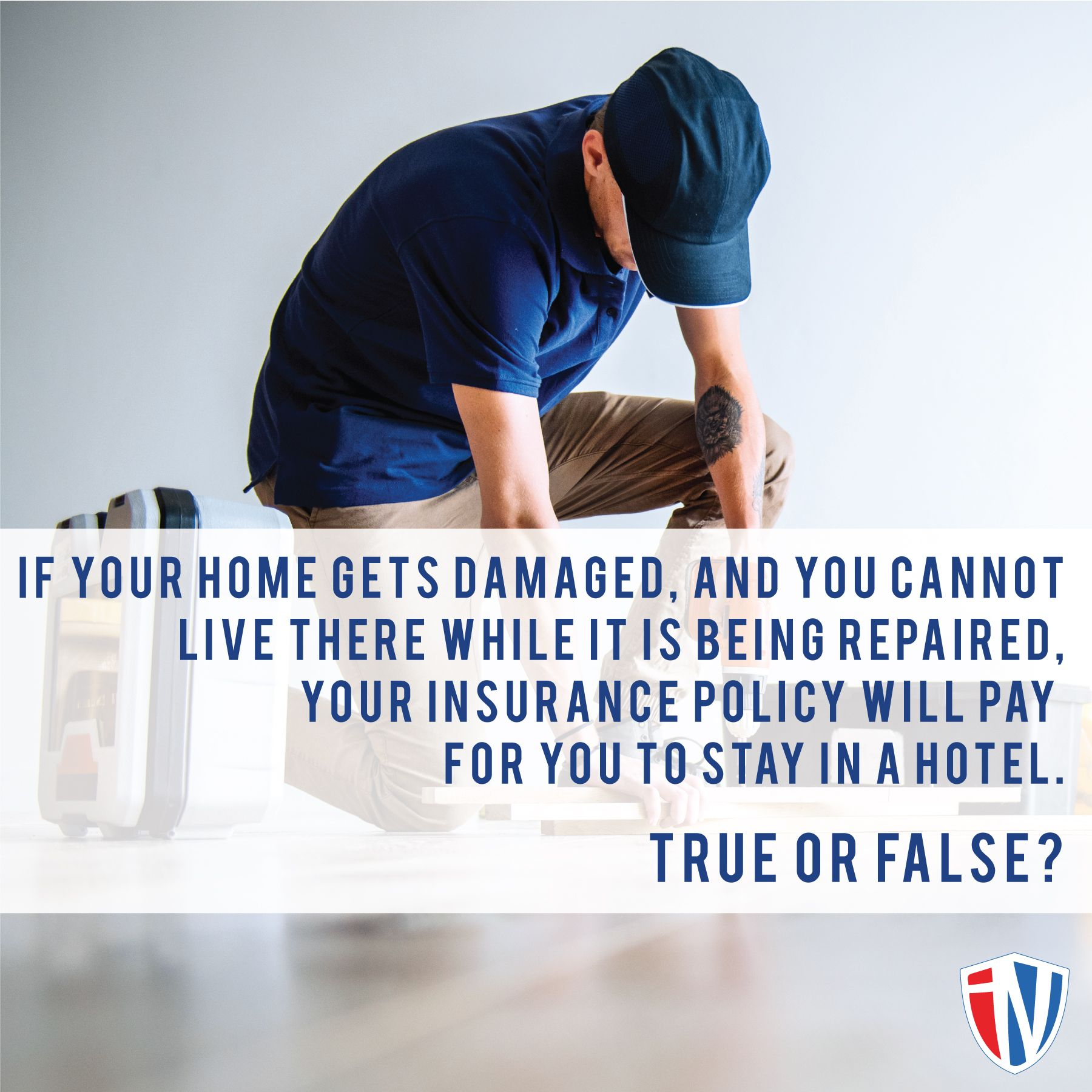 This Is True Only If Your Policy Includes Loss Of Use Coverage