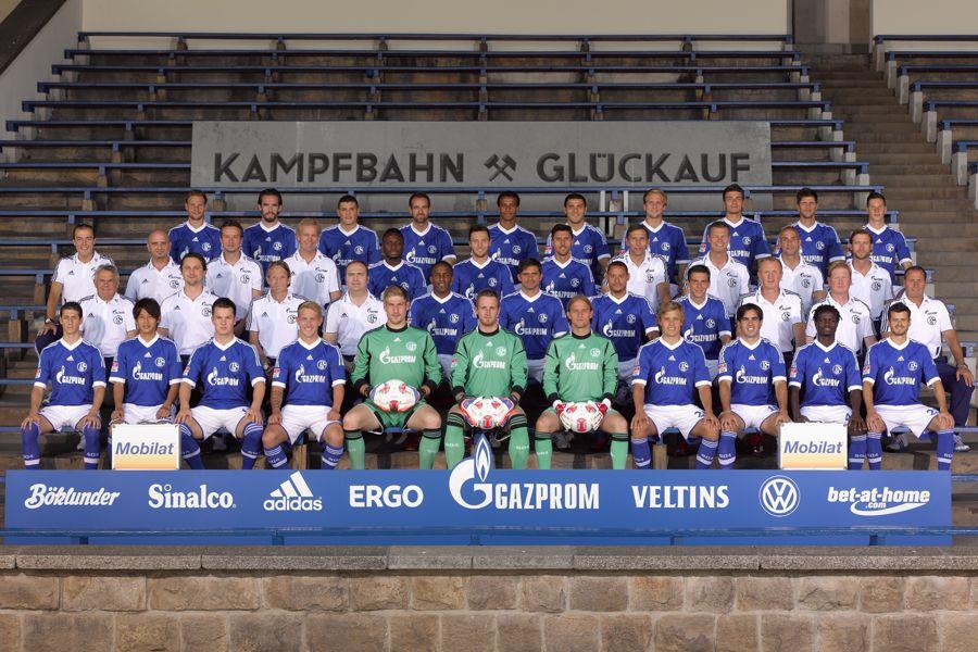 Team: FC Schalke 04 / 2012-2013 Season (Bundesliga's 50th Year)