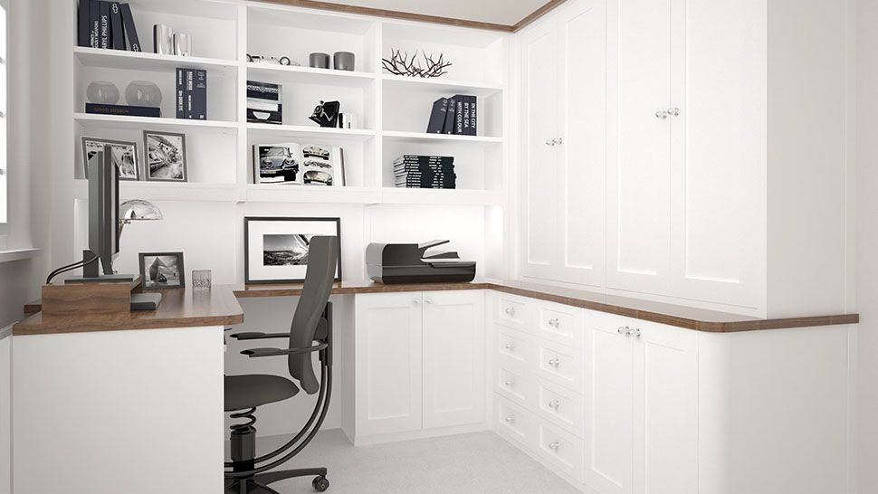 Awesome Image Result For Fitted Study Furniture