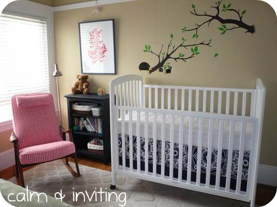 Blushing and Sweet: Charming Baby Rooms